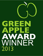 Rain Director Wins Green Apple Award