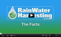 The Facts About Rainwater Harvesting