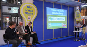 Presenting on Big Ideas Stage